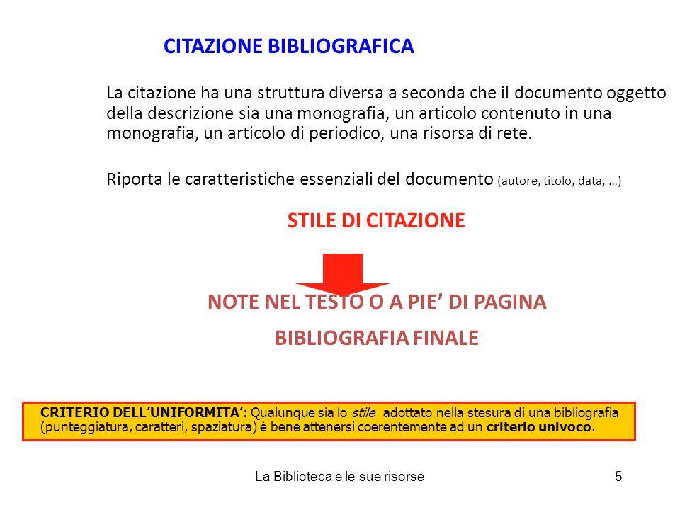 BIBLIOGRAFIA DI RIFERIMENTO Balsamo, Luigi.Introduzione alla bibliografia.
