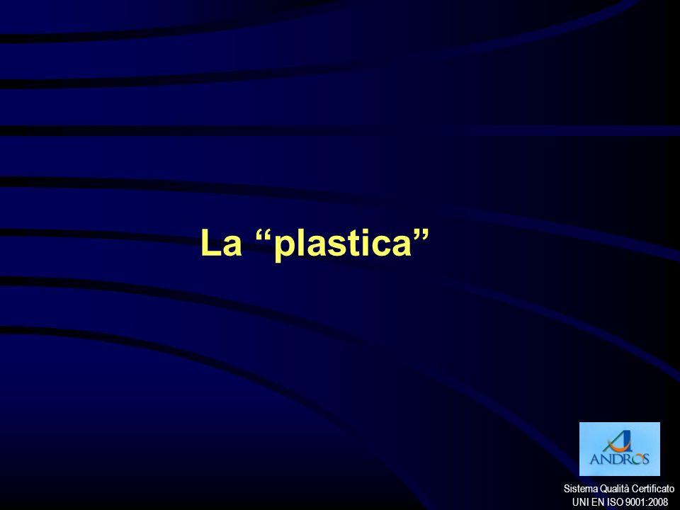 Sistema Qualità Certificato UNI EN ISO 9001:2008 La plastica