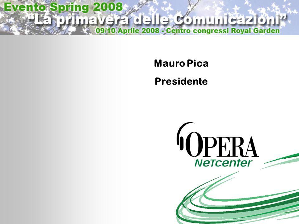 Mauro Pica Presidente