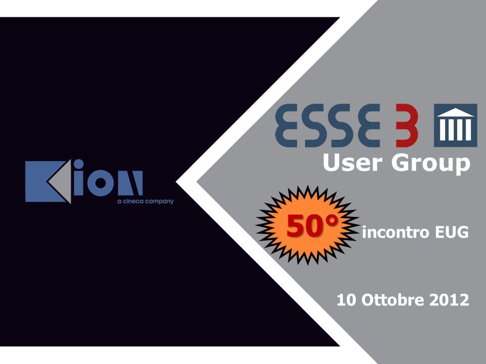 Bologna, 13 Novembre 2002 I 38 partecipanti al primo EUG del 13 novembre 2002