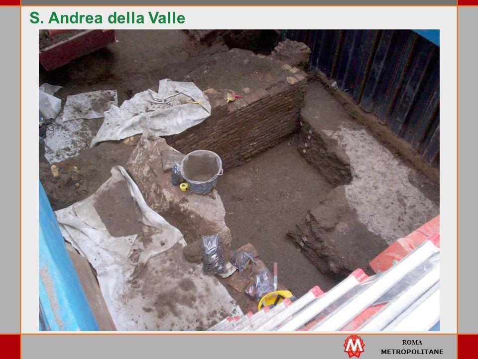 ROMA METROPOLITANE S. Andrea della Valle