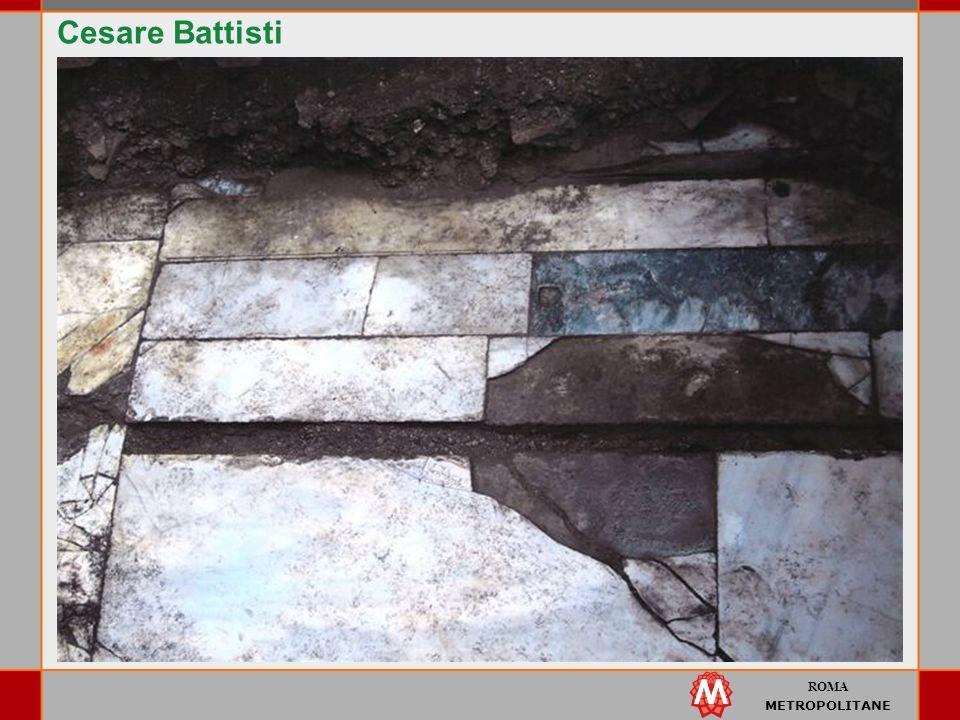 ROMA METROPOLITANE Cesare Battisti