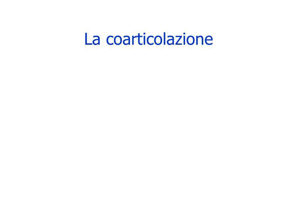 La coarticolazione