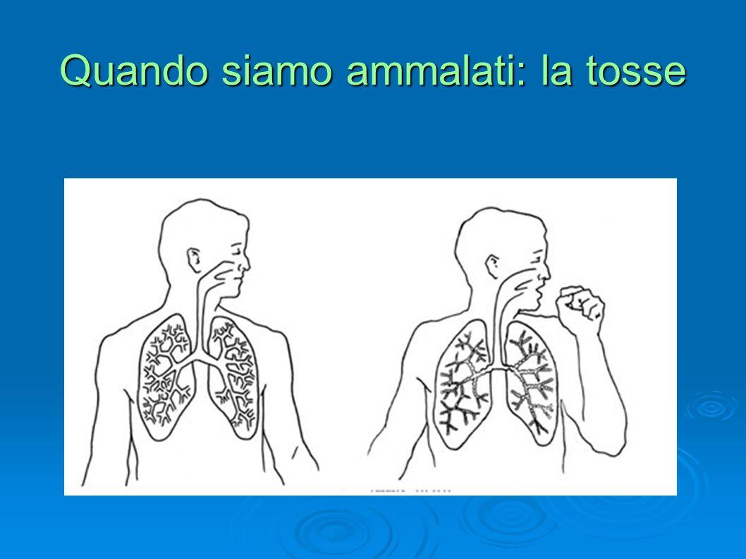 Quando siamo ammalati: la tosse