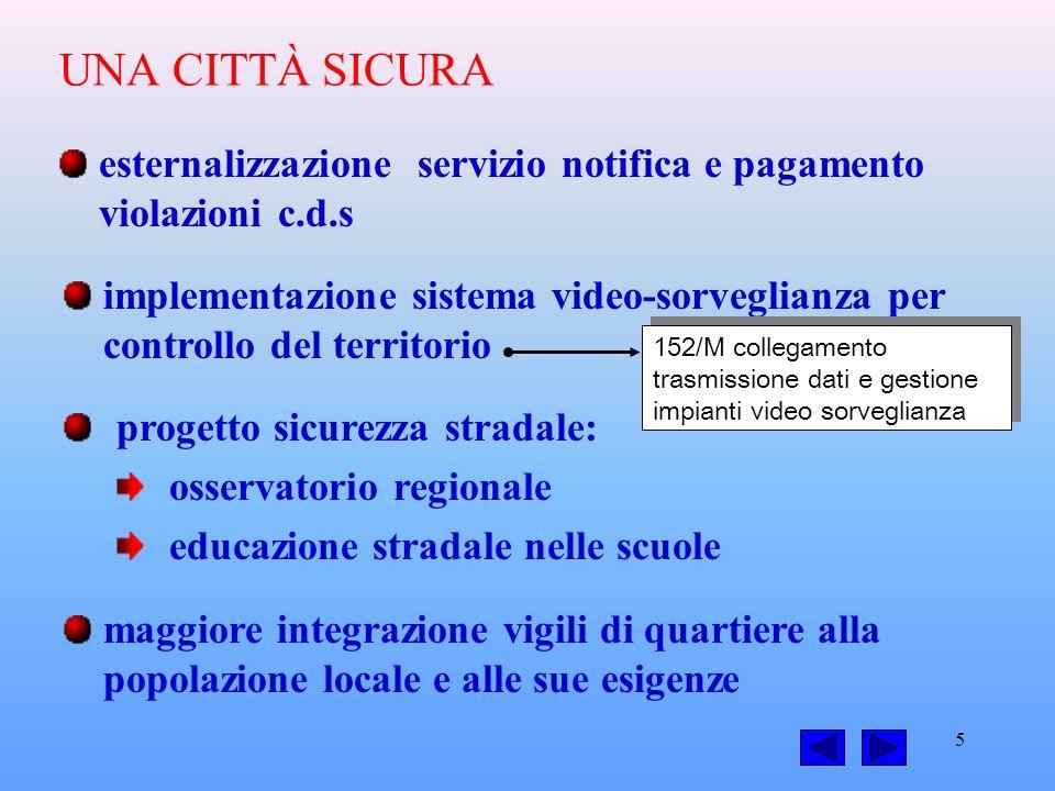 56 Diapositiva sommario (cont.) Incidenza dellindebitamento sulle Entrate correnti