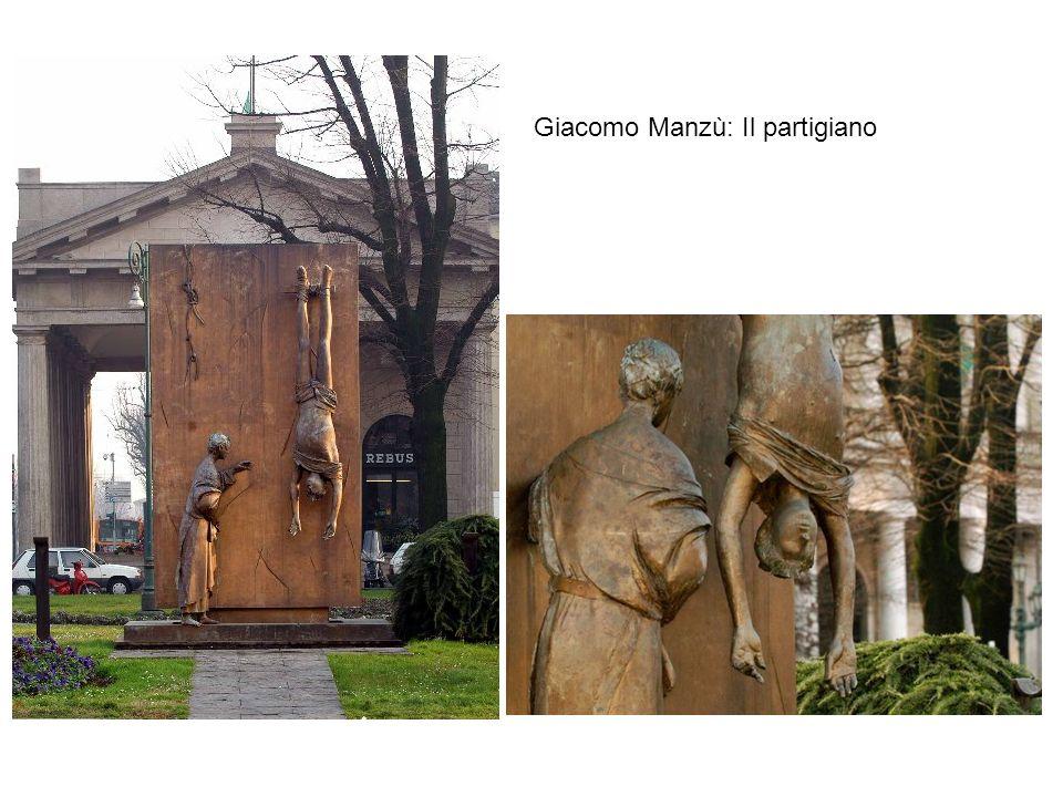Giacomo Manzù: Il partigiano