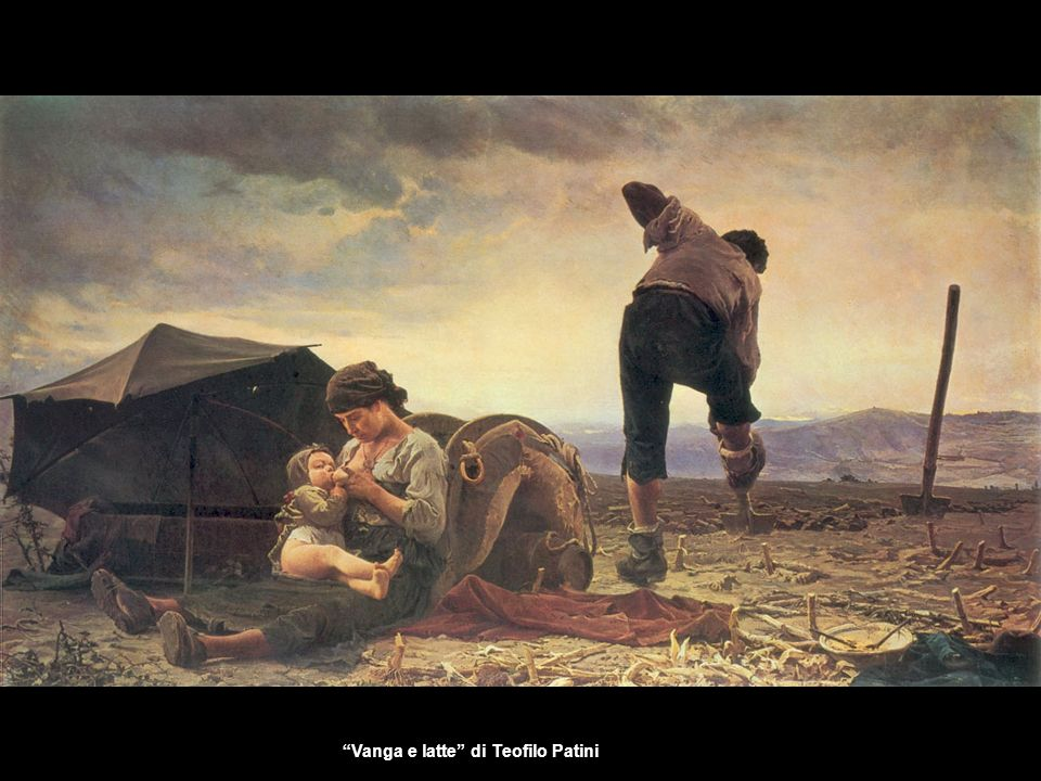 Vanga e latte di Teofilo Patini