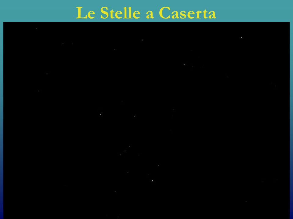 Le Stelle a Caserta