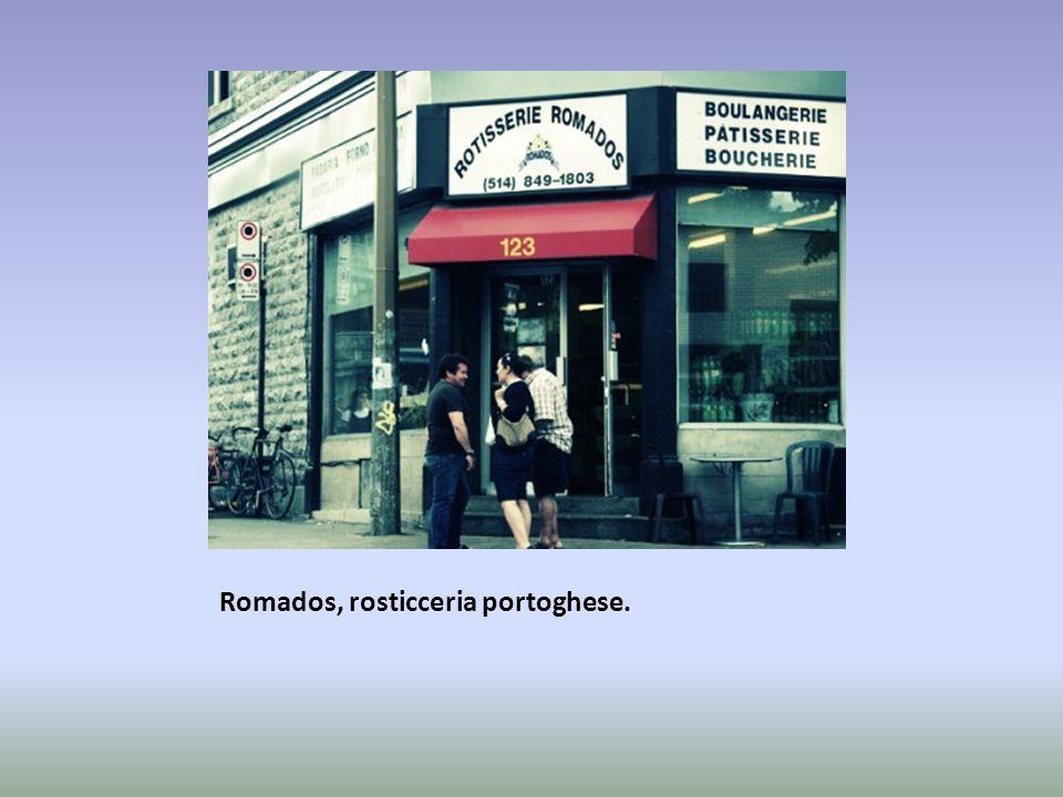 Romados, rosticceria portoghese.