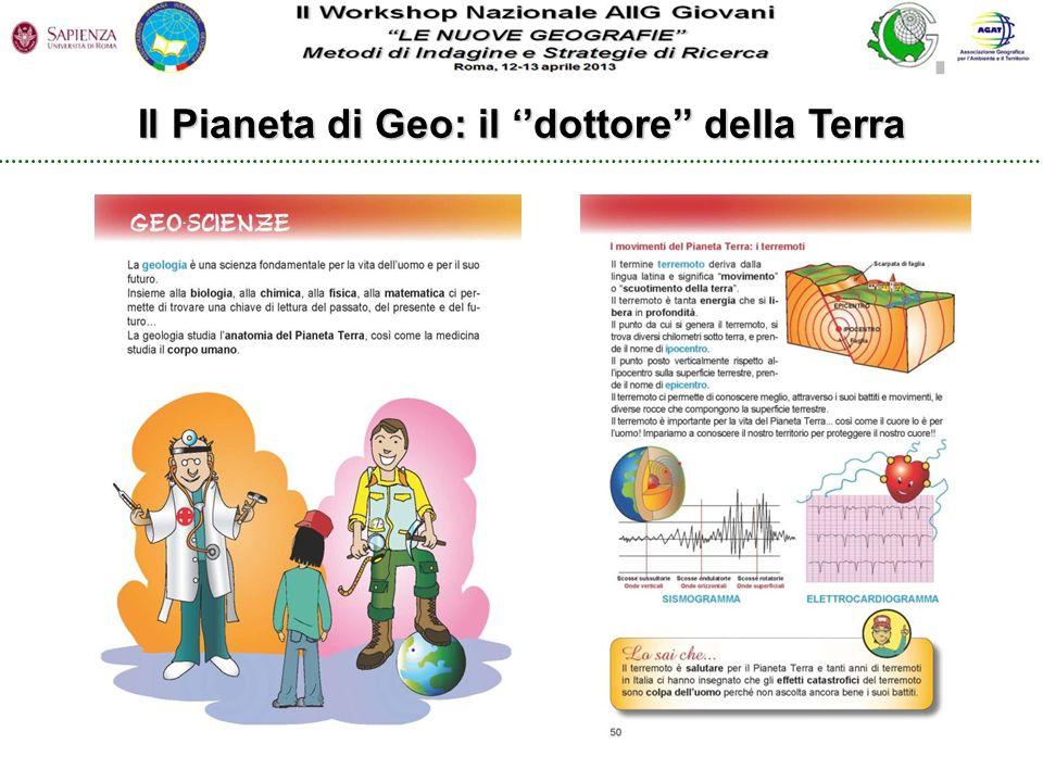 Il Pianeta di Geo: il dottore della Terra