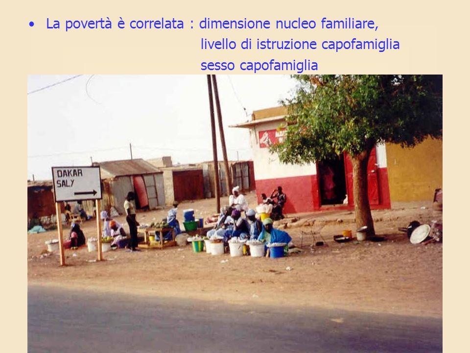 AIUTO PUBBLICO ALLO SVILUPPO Il Senegal è fra i Paesi africani ritenuto più affidabile.