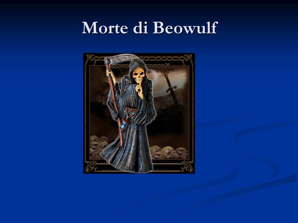 Morte di Beowulf