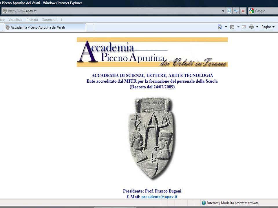 Il sito www.apav.it
