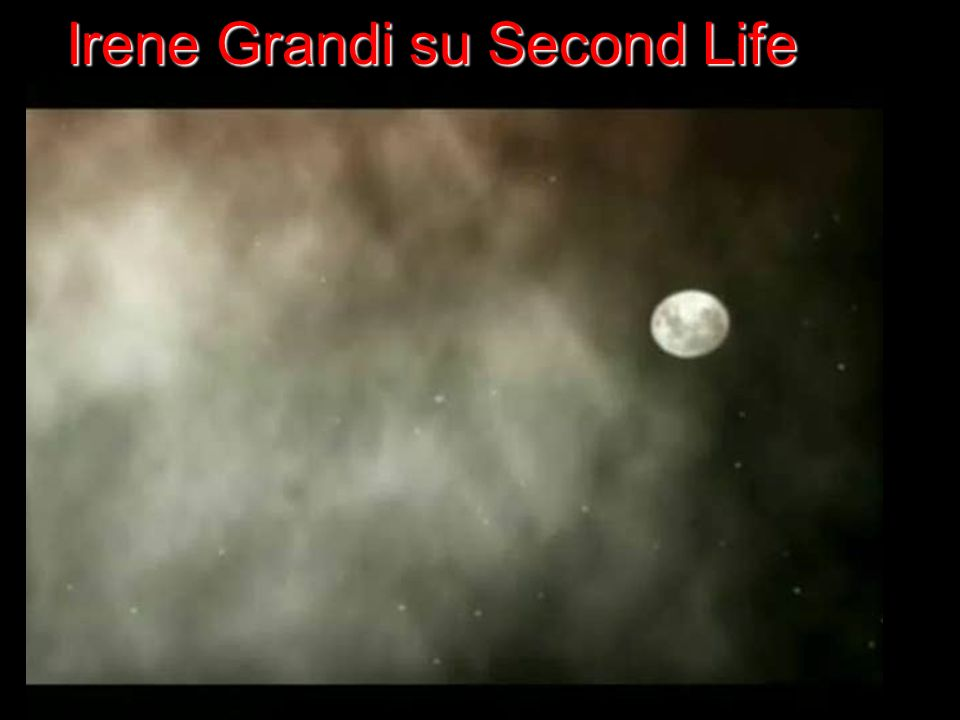 Irene Grandi su Second Life
