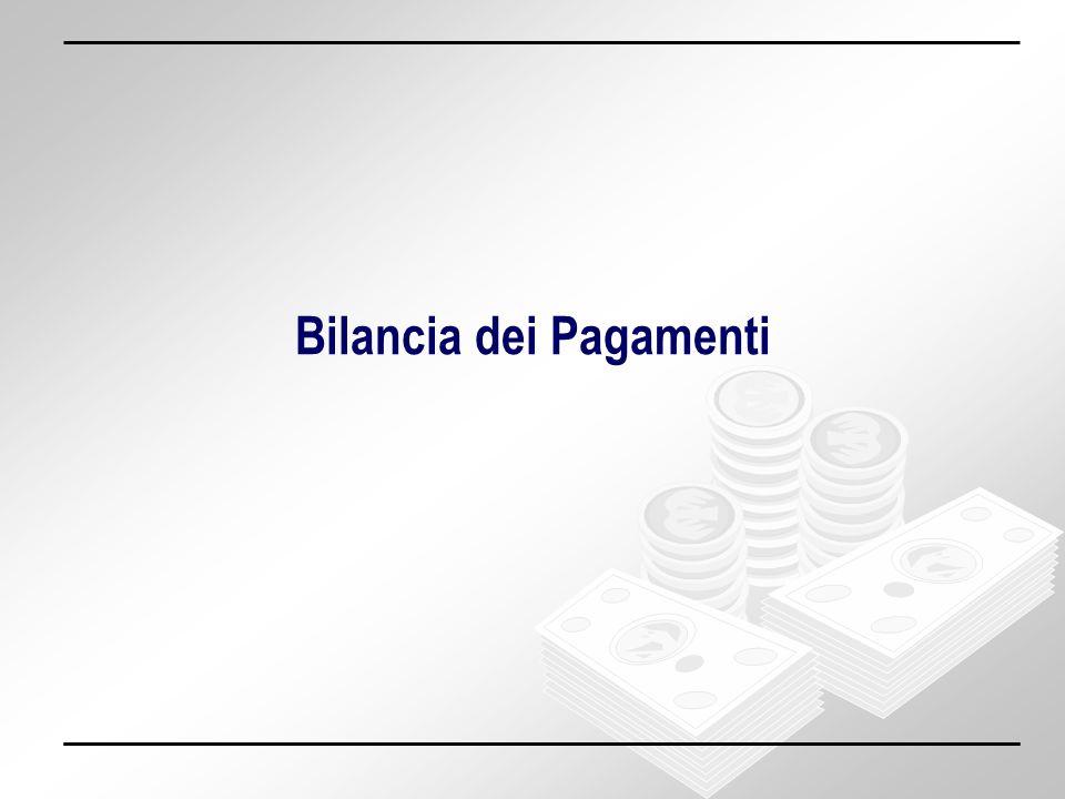 La contabilità finanziaria con lestero – Claudio Picozza 6 Definizione Prospetto statistico che evidenzia le operazioni con lestero effettuate, in un dato periodo di tempo, nelleconomia di un Paese tra Residenti e non Residenti.
