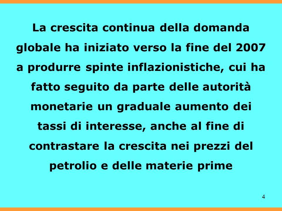 15 Quale ruolo delle BANCHE CENTRALI.Scenari futuri :Inflazione o deflazione .