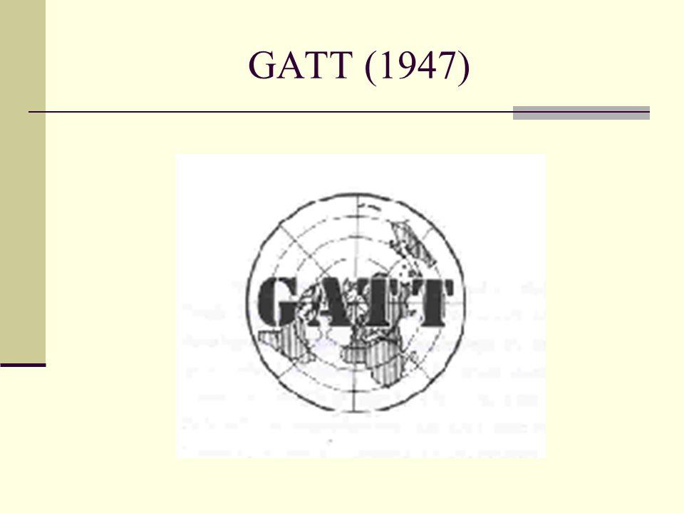 GATT (1947)