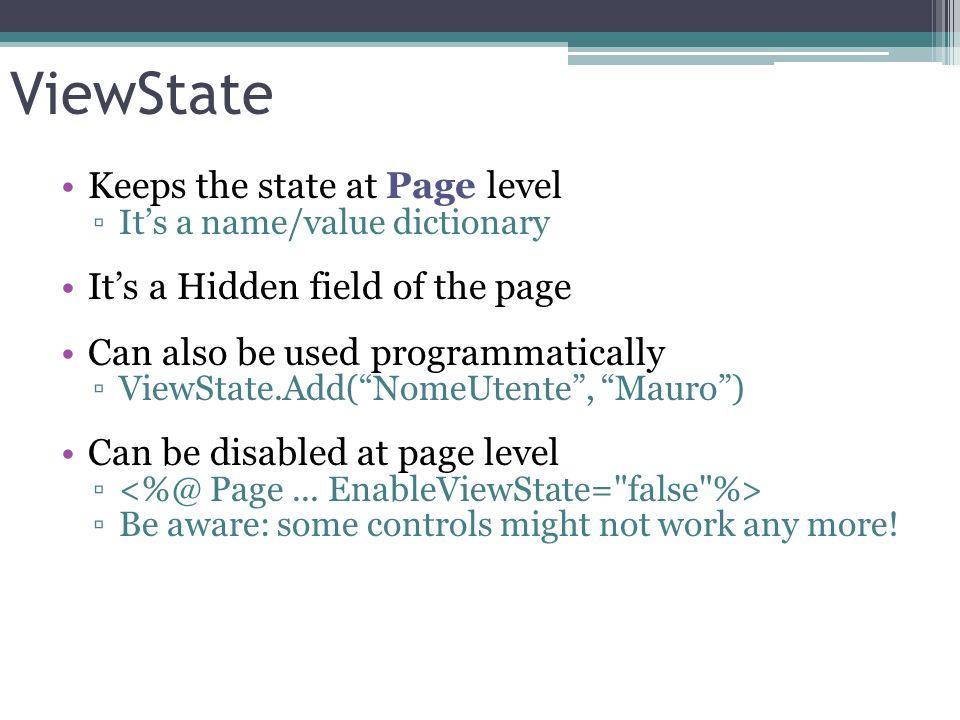 ASP.NET AJAX Control Toolkit Aggiunge nuovi controlli server ad ASP.NET AJAX Template per la realizzazione di nuovi Extender Sviluppato in collaborazione con la community, in Shared Source