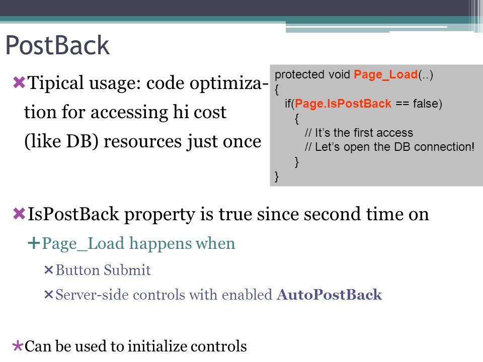 Demo Master Pages Creazione di un sito ex-novo (vuoto) Aggiunta una pagina master Aggiunta di due pagine content che usano il template della pagina master