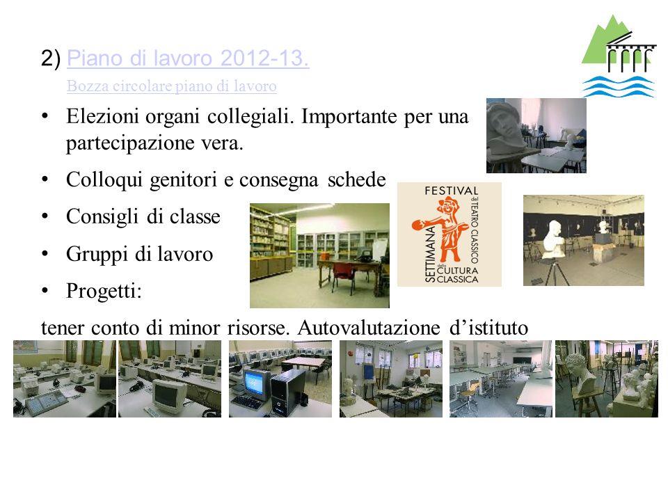 2) Piano di lavoro 2012-13.Piano di lavoro 2012-13.