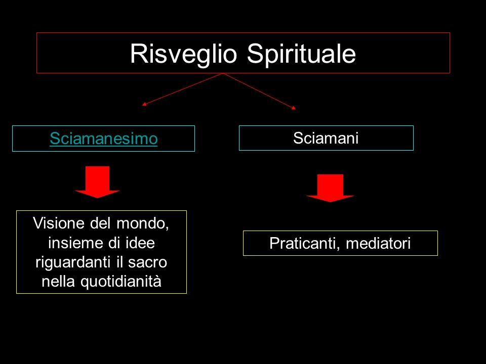 Risveglio Spirituale Sciamanesimo Sciamani Visione del mondo, insieme di idee riguardanti il sacro nella quotidianità Praticanti, mediatori