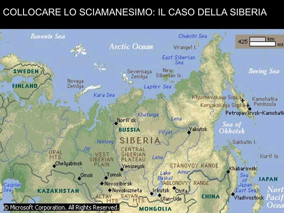 COLLOCARE LO SCIAMANESIMO: IL CASO DELLA SIBERIA