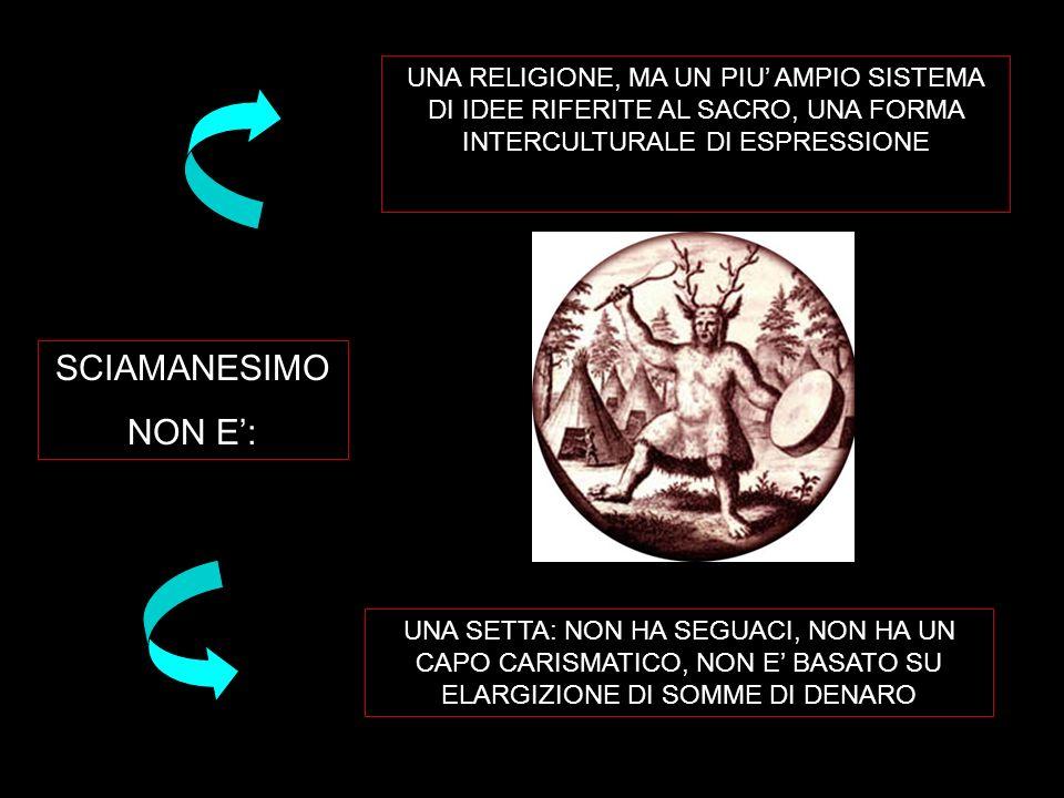 Come è nato lo sciamanesimo?