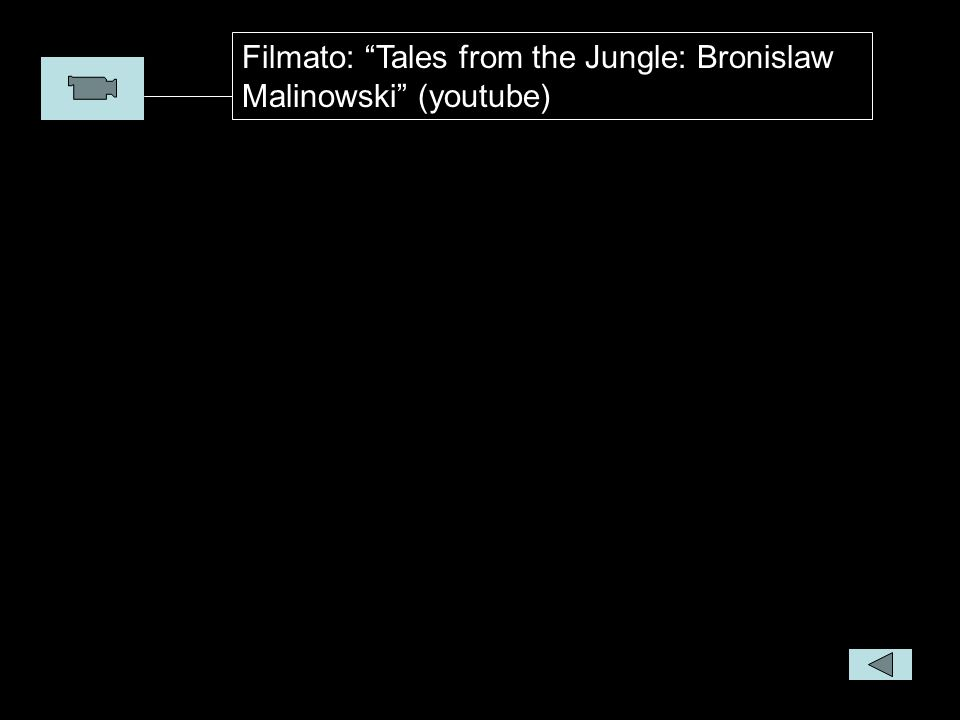 Filmato: Tales from the Jungle: Bronislaw Malinowski (youtube)