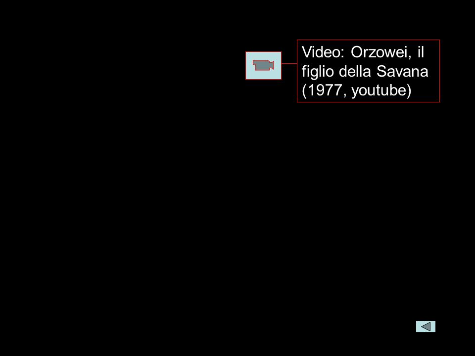 Video: Orzowei, il figlio della Savana (1977, youtube)