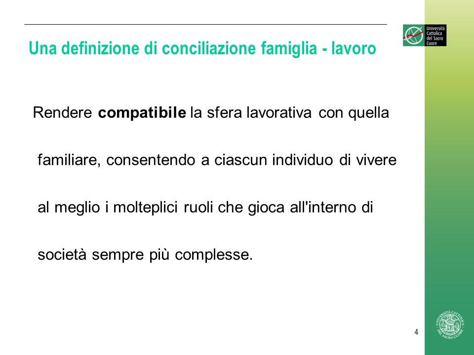 I soggetti della rete territoriale per la conciliazione in Lombardia Regione Cons.