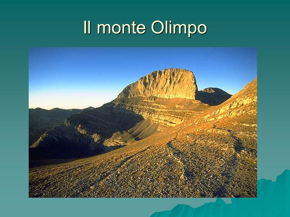 Il monte Olimpo