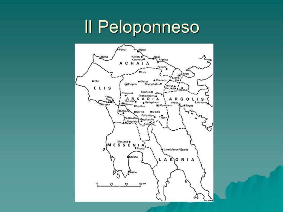 Il Peloponneso