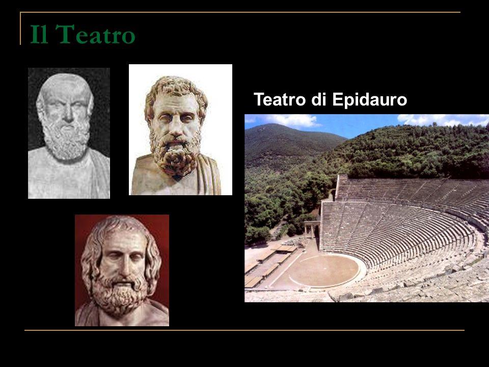 Il Teatro Teatro di Epidauro