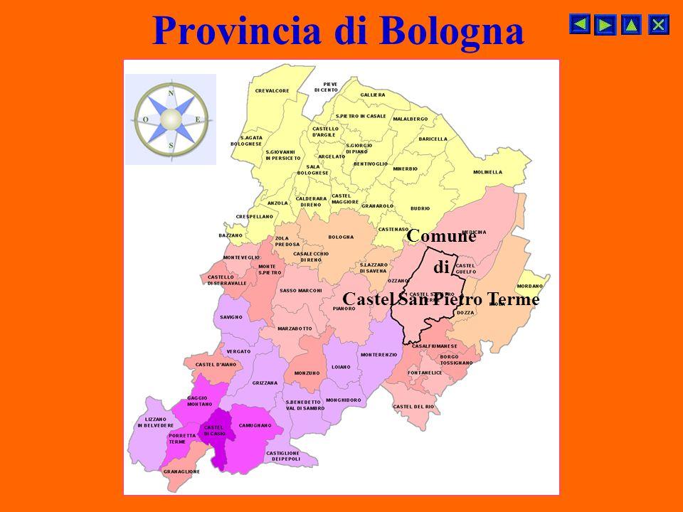 EMILIA-ROMAGNA Regione: EMILIA-ROMAGNA Provincia di