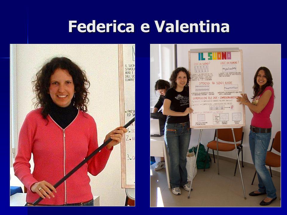 Federica e Valentina