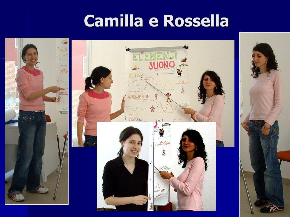 Camilla e Rossella