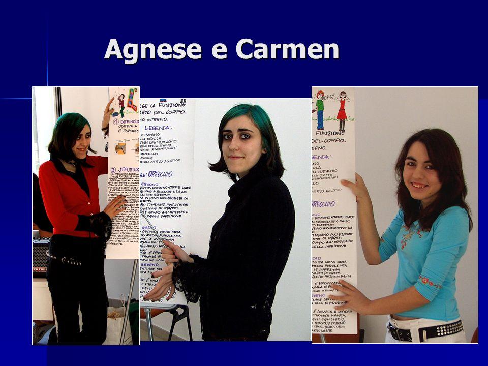 Agnese e Carmen