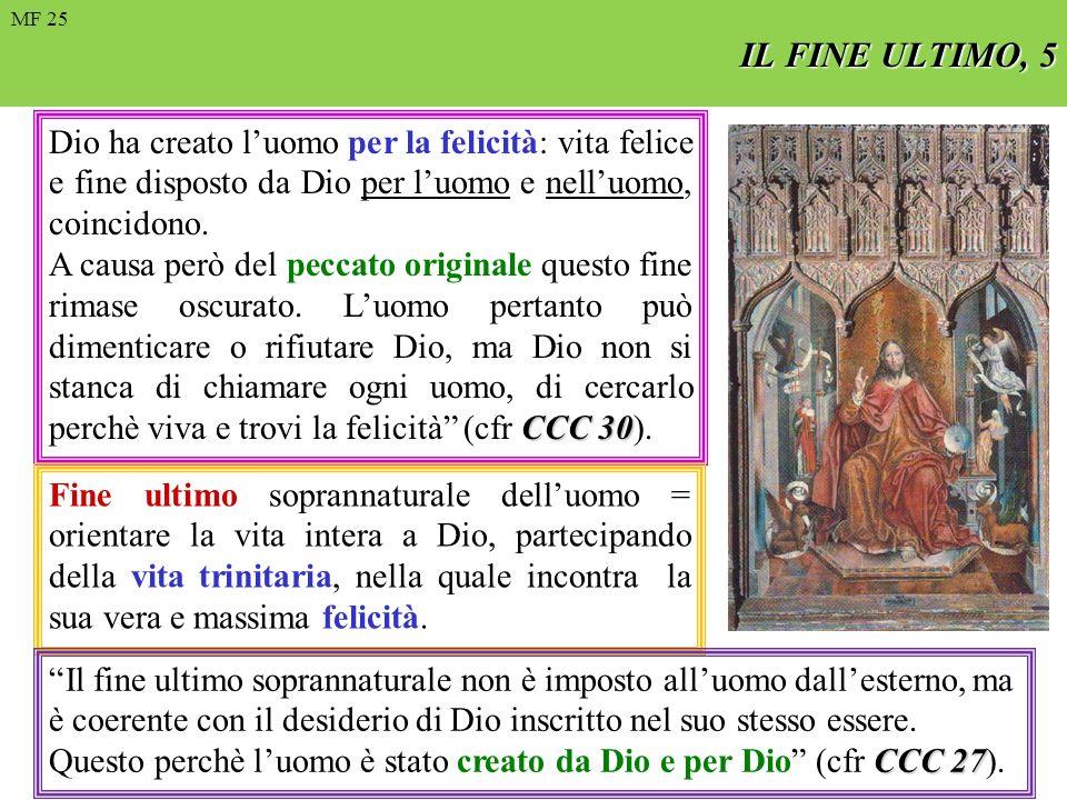 FIN ULTIMO, 8 Rientrano in questa corrente gli autori che negano che luomo abbia un fine trascendente o che negano espressamente Dio.