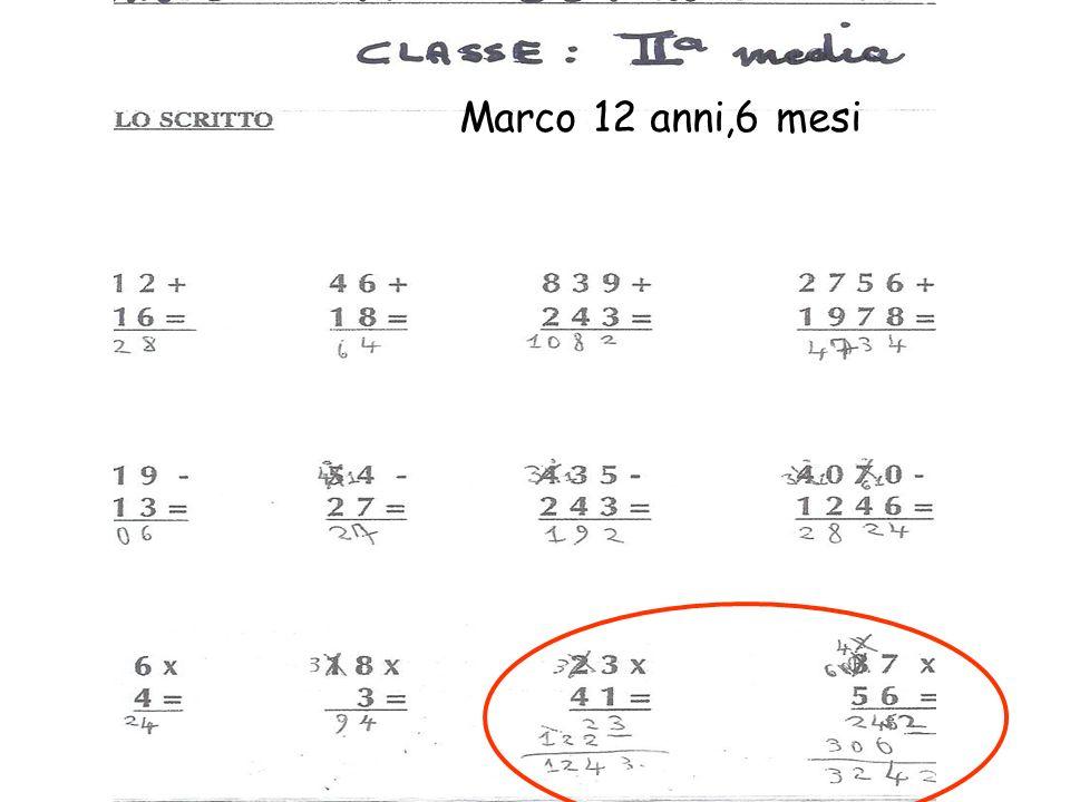 Sassuolo - 2008- 4/11/'05 - Istituto comprensivo Trento VII Marco 12 anni,6 mesi