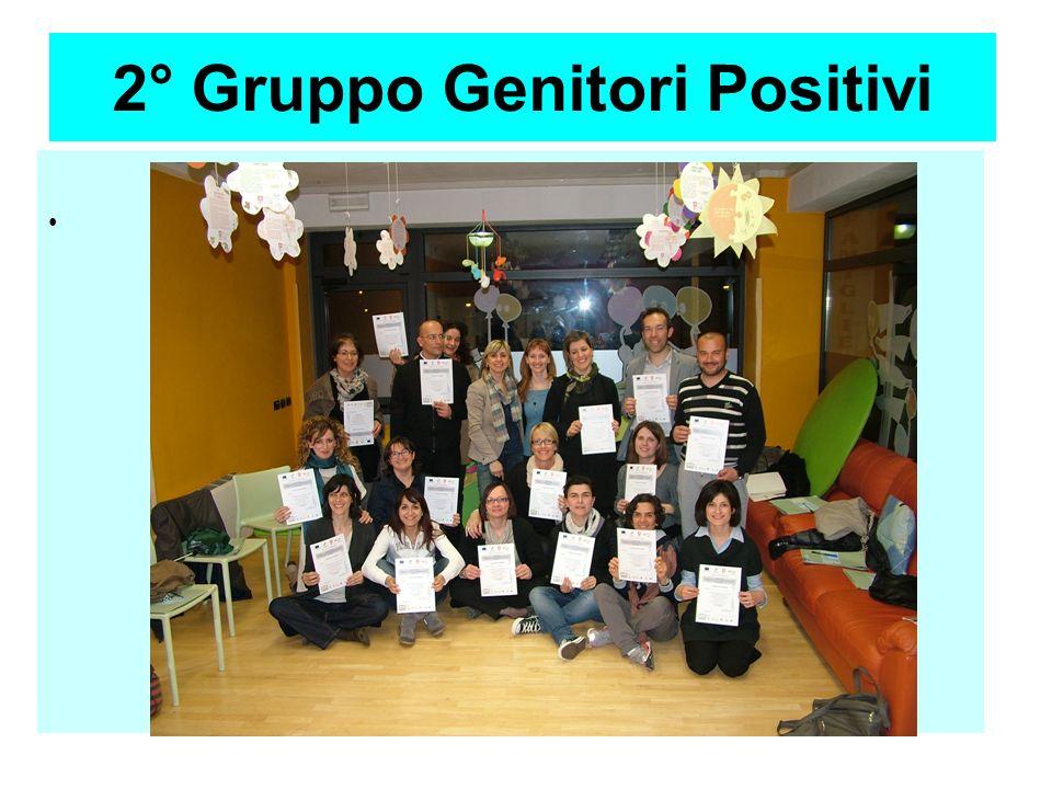 2° Gruppo Genitori Positivi