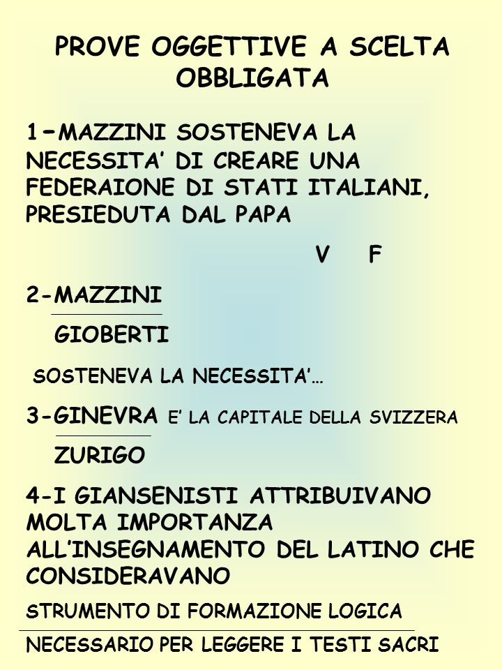 DI COMPLETAMENTO Fenomeno caratteristico della situazione politica agli inizi della civiltà moderna è la formazione in Europa di stati …………………… la cui forma di governo è ……………………… Tutto ciò avvenne contemporaneamente allo sviluppo dei ………………italiani.