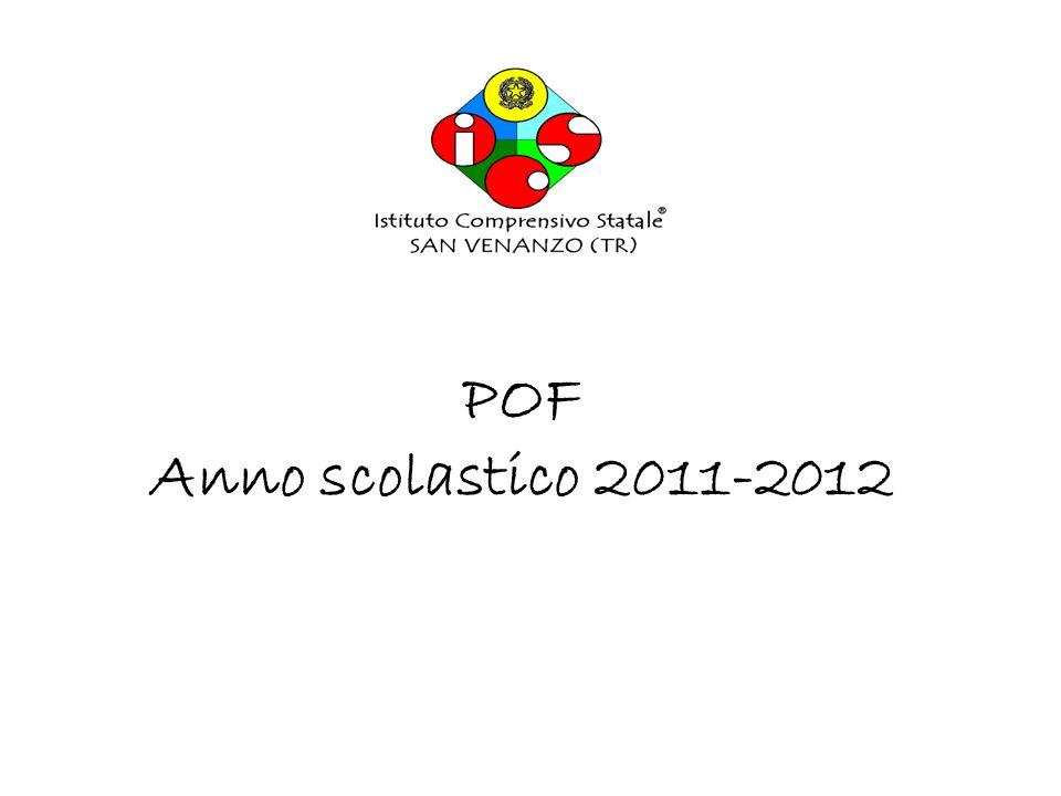 POF Anno scolastico 2011-2012