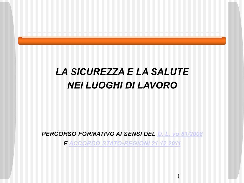 22 SANZIONI PER IL DATORE DI LAVORO (ART.