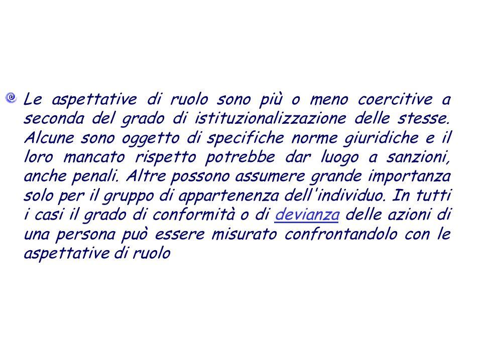 LE NORME SOCIALI (1) Homo oeconomicus (A.