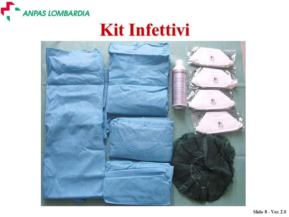Slide 8 - Ver. 2.0 Kit Infettivi