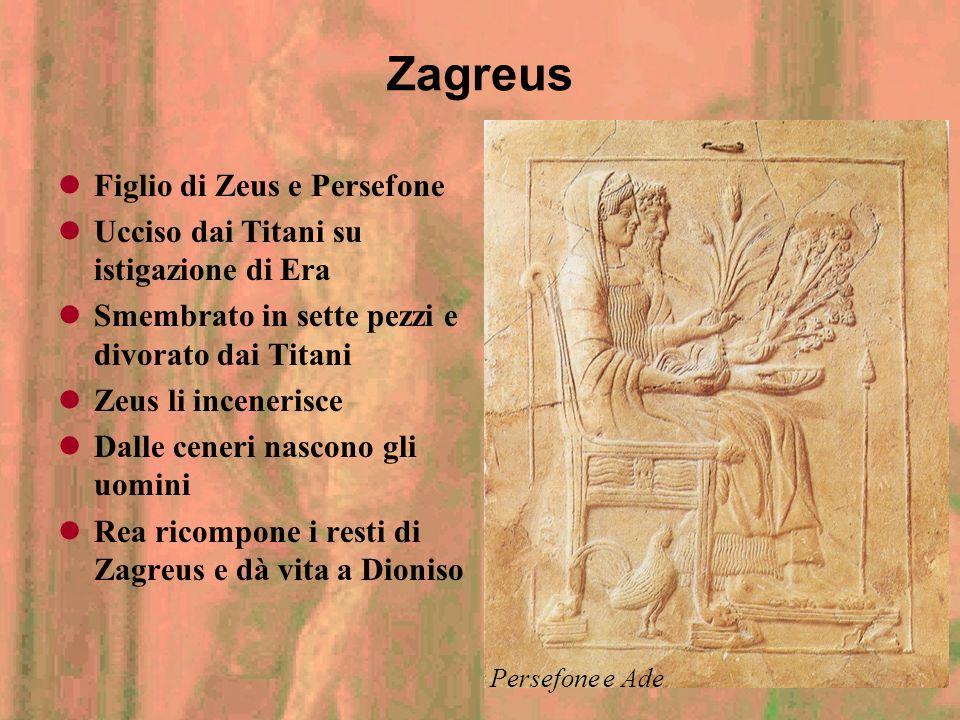 Orge e omofagia Immagine di pazze invasate dovuta alla letteratura cristiana Lorgia, come è intesa oggi, era una pratica molto rara Lomofagia è letta