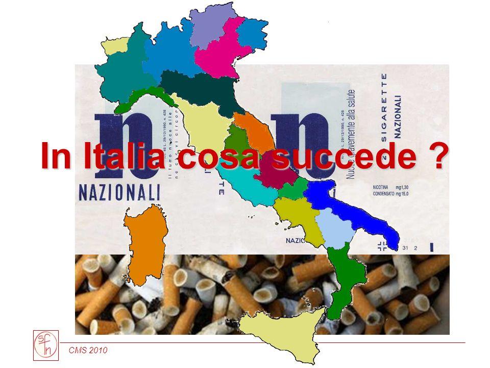 CMS 2010 In Italia cosa succede ?
