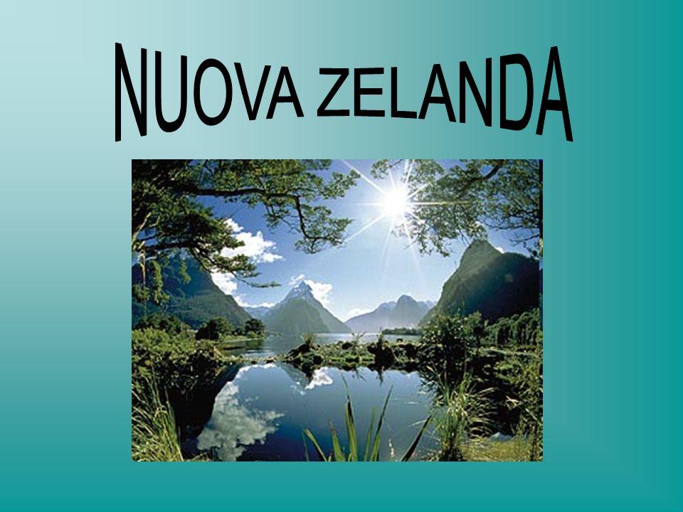 Due isole principali: Isola del SudIsola del Nord Auckland città moderna Whaka riserva termale, principale centro culturale maori Paradiso naturale Canterbury Museum collezione uccelli impagliati e insetti WELLINGTON