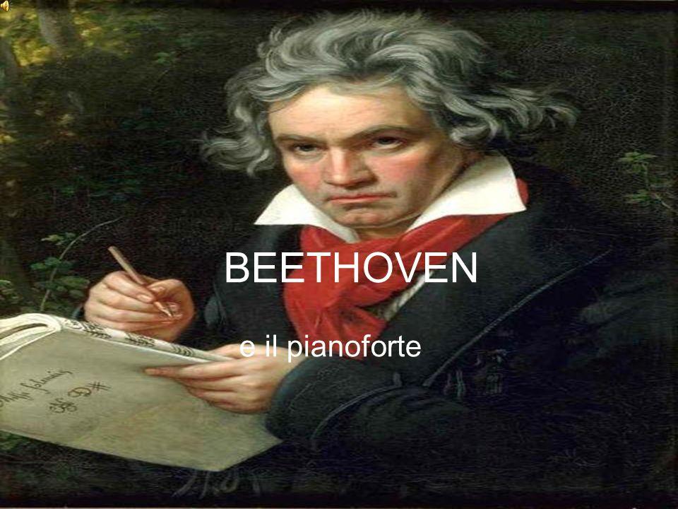 BEETHOVEN e il pianoforte