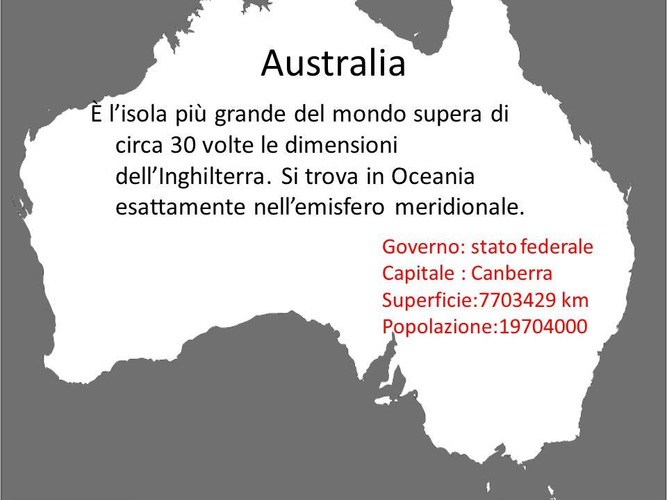È suddivisa in : Outback : La gran catena Lunga costa Limmenso interno divisoria orientale Arido e pianeggiante australiana Australiano